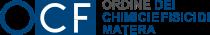 Ordine dei chimici e dei fisici di Matera Logo